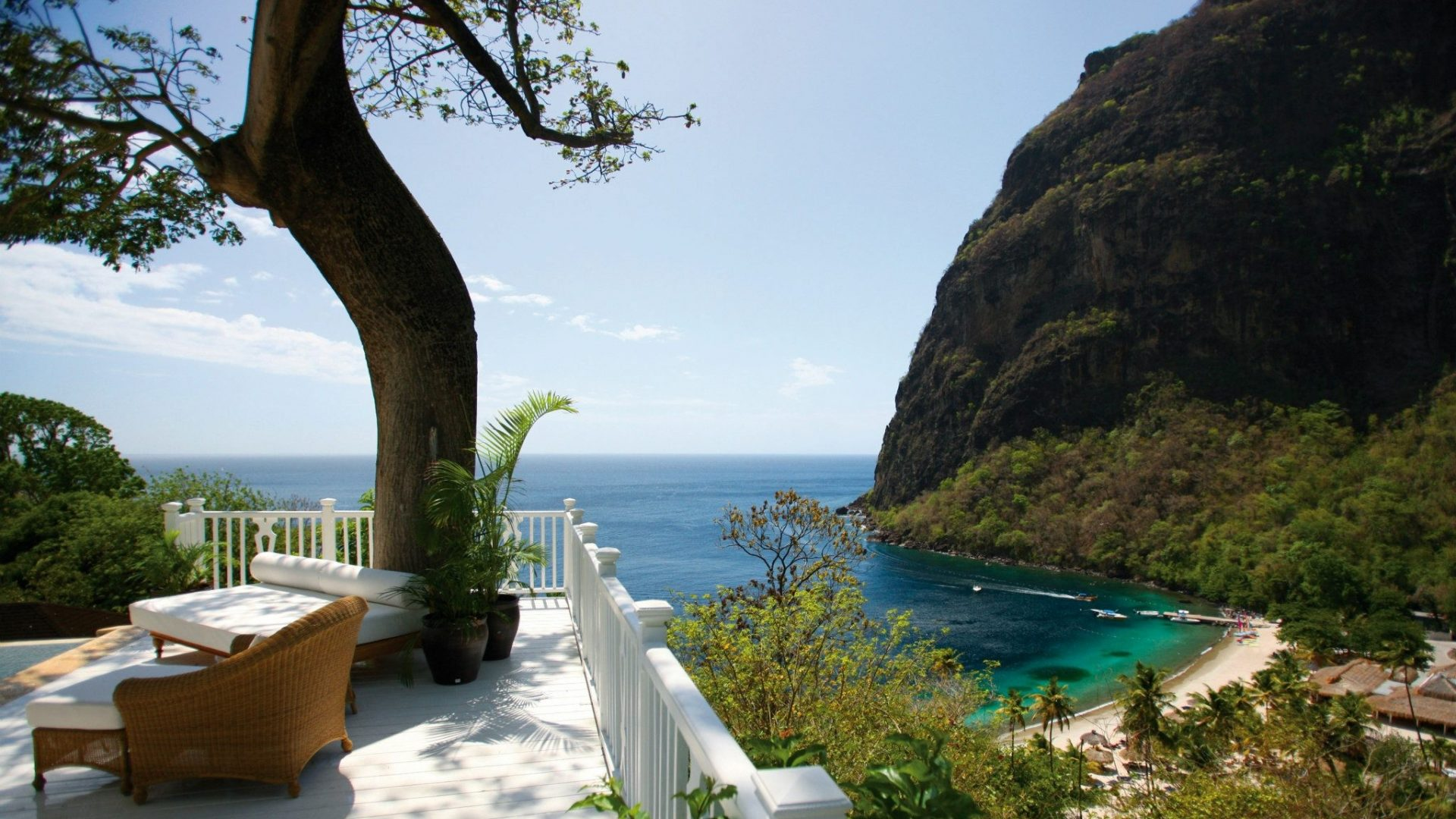 St Lucia Caribbean Sea: What Is The Definition Of Peace And Vacation For You