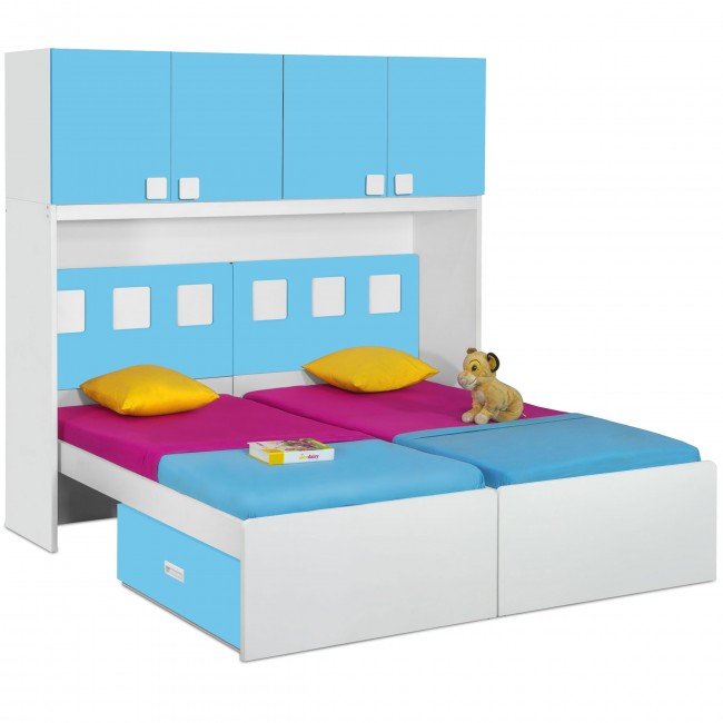Double Bed For Two Kids That Are Cost Effective